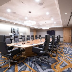Hilton Board Room Meeting Space